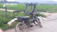 Gây tai nạn chết người, lấy xe máy của nạn nhân bỏ trốn