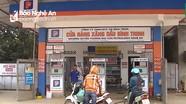 Nghệ An: Phát hiện cửa hàng kinh doanh xăng E5 kém chất lượng