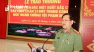 Đại tá Nguyễn Hữu Cầu yêu cầu làm rõ nguồn gốc, đường đi của 700 kg ma túy đá