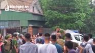 Chủ quán thịt chó ở Nghệ An nghi ngáo đá, nhảy múa ngoài ban công