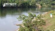 Nghệ An: Phát hiện thi thể người đàn ông chìm dưới sông