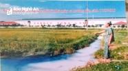 Gây ô nhiễm gần 11ha đất nông nghiệp, doanh nghiệp 9 năm không chịu đền bù
