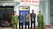 Nghệ An: 'Chặt tận gốc' các băng nhóm tội phạm nguy hiểm