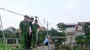 Xác định bùn thải Công ty CP Cấp nước Nghệ An xả ra hồ điều hòa phủ kín 300m2 và dày 2m 