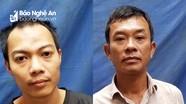Bắt giữ 2 đối tượng nghiện ma túy gây rối và trộm xe máy trong khu công nghiệp