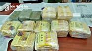 Nghệ An: Bắt 4 đối tượng, thu giữ lượng ma túy lớn