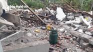 Vụ nổ sập nhà ở Nghệ An: Thêm con trai tử vong, con dâu phải cưa bỏ 2 chân