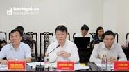 Chủ tịch UBND tỉnh Nguyễn Đức Trung tiếp công dân định kỳ tháng 5