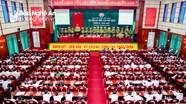 Khai mạc phiên thứ nhất Đại hội đại biểu Đảng bộ huyện Yên Thành lần thứ XXVII, nhiệm kỳ 2020-2025