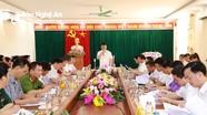 Chủ tịch UBND tỉnh: Huyện Quế Phong cần hỗ trợ người nghèo và cả những người dám làm giàu