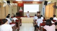 Tập trung tuyên truyền về đại hội Đảng và truyền thống ngành Tuyên giáo