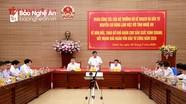 Bộ trưởng Nguyễn Chí Dũng: Nghệ An phải phát triển mạnh mẽ để dẫn dắt, chi phối toàn vùng