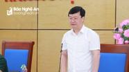 Chủ tịch UBND tỉnh: Nâng cao ý thức, trách nhiệm trong phòng, chống dịch Covid-19