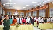 Đại hội đại biểu Đảng bộ huyện Quỳ Châu nhiệm kỳ 2020-2025 khai mạc phiên chính thức