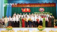 Danh sách Ban Chấp hành Đảng bộ, Ban Thường vụ Huyện ủy Tân Kỳ, nhiệm kỳ 2020 – 2025