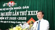 Từng bước xây dựng Nghĩa Đàn thành trung tâm kinh tế nông nghiệp ứng dụng công nghệ cao của Nghệ An