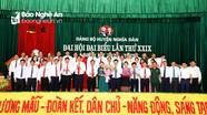 Danh sách Ban Chấp hành Đảng bộ, Ban Thường vụ Huyện ủy Nghĩa Đàn nhiệm kỳ 2020-2025