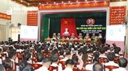 Phiên chính thức Đại hội đại biểu Đảng bộ huyện Nghi Lộc lần thứ XXIX, nhiệm kỳ 2020 - 2025