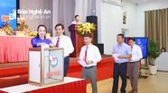 Danh sách Ban Chấp hành, Ban Thường vụ Hội Nhà báo tỉnh Nghệ An nhiệm kỳ 2020 - 2025
