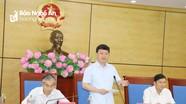 Phấn đấu đạt mục tiêu cao nhất, chào mừng Đại hội Đảng bộ tỉnh Nghệ An lần thứ XIX