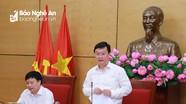 Rà soát các nội dung kỷ niệm 990 năm danh xưng Nghệ An