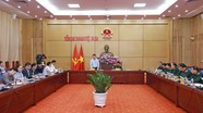 Tăng cường phối hợp, giải quyết dứt điểm các tồn đọng về đất quốc phòng trên địa bàn tỉnh Nghệ An