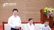 Đồng chí Nguyễn Đức Trung: Phải thay đổi cách tiếp cận, đồng hành cùng với nhà đầu tư