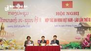 Hội nghị hợp tác an ninh Việt Nam - Lào lần thứ XI diễn ra trọng thể tại Nghệ An