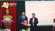 Nghệ An bổ nhiệm tân Trưởng Ban Dân tộc tỉnh