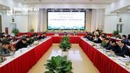 Tỉnh Nghệ An họp báo công bố tình hình kinh tế - xã hội năm 2020