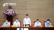 Chủ tịch UBND tỉnh: Quyết liệt thực hiện 'mục tiêu kép', không để tình trạng vui Xuân kéo dài