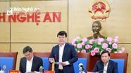 Chủ tịch UBND tỉnh: Nỗ lực cao nhất để đạt mục tiêu tăng trưởng