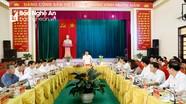 Phát huy lợi thế về địa lý, đưa Quỳnh Lưu trở thành vùng kinh tế động lực