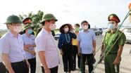 Chủ tịch UBND tỉnh: Huyện Nam Đàn cần truy vết đến cùng, lấy mẫu xét nghiệm kịp thời các F1, F2