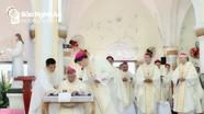 Tân Giám mục giáo phận Vinh: Người công giáo góp sức xây dựng quê hương đất nước ngày một giàu đẹp