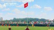 Ngày hội tòng quân tại các địa phương ở Nghệ An