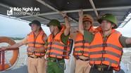 Công an Nghệ An triển khai các phương án phòng chống bão