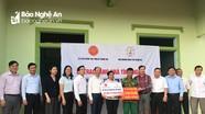 Chủ nhiệm Ủy ban Kiểm tra Tỉnh ủy trao tặng nhà tình nghĩa cho người nghèo