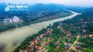 Nghệ An phê duyệt chủ trương đầu tư thêm một cây cầu bắc qua sông Lam