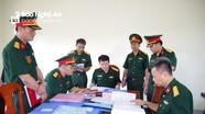 Bộ Tổng Tham mưu kiểm tra kết quả thực hiện nhiệm vụ huấn luyện tại Nghệ An