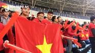 Người Nghệ ở nước ngoài cuồng nhiệt cùng đội tuyển U23 Việt Nam