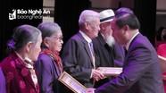 Sôi nổi buổi gặp mặt đầu Xuân của hội đồng hương huyện lúa tại Hà Nội