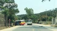 Nghệ An: Xe buýt Đông Bắc gây tai nạn liên hoàn, 5 người thương vong