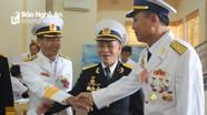 Hàng trăm đặc công Hải quân Nghệ Tĩnh hội ngộ nhân ngày truyền thống
