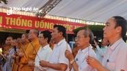 Lễ tưởng niệm Hoàng đế Quang Trung và cầu siêu cho các anh hùng liệt sỹ
