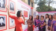 Tôn vinh vai trò phụ nữ trong công cuộc xây dựng, bảo vệ Tổ quốc