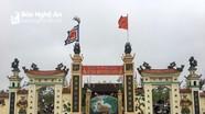Ngôi đền thiêng trên đất Tân Sơn