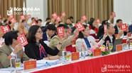 Kỳ họp thứ 17, HĐND tỉnh khóa XVII: Trách nhiệm cao với niềm tin của nhân dân