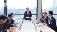 Đoàn đại biểu Nghệ An thảo luận các báo cáo trình Đại hội XIII của Đảng