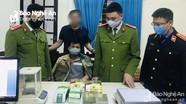 Đối tượng nghiện cầm đầu đường dây buôn ma túy từ Lào về Nghệ An sa lưới pháp luật
